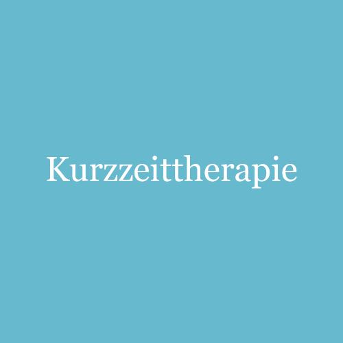 Box Kurzzeittherapie